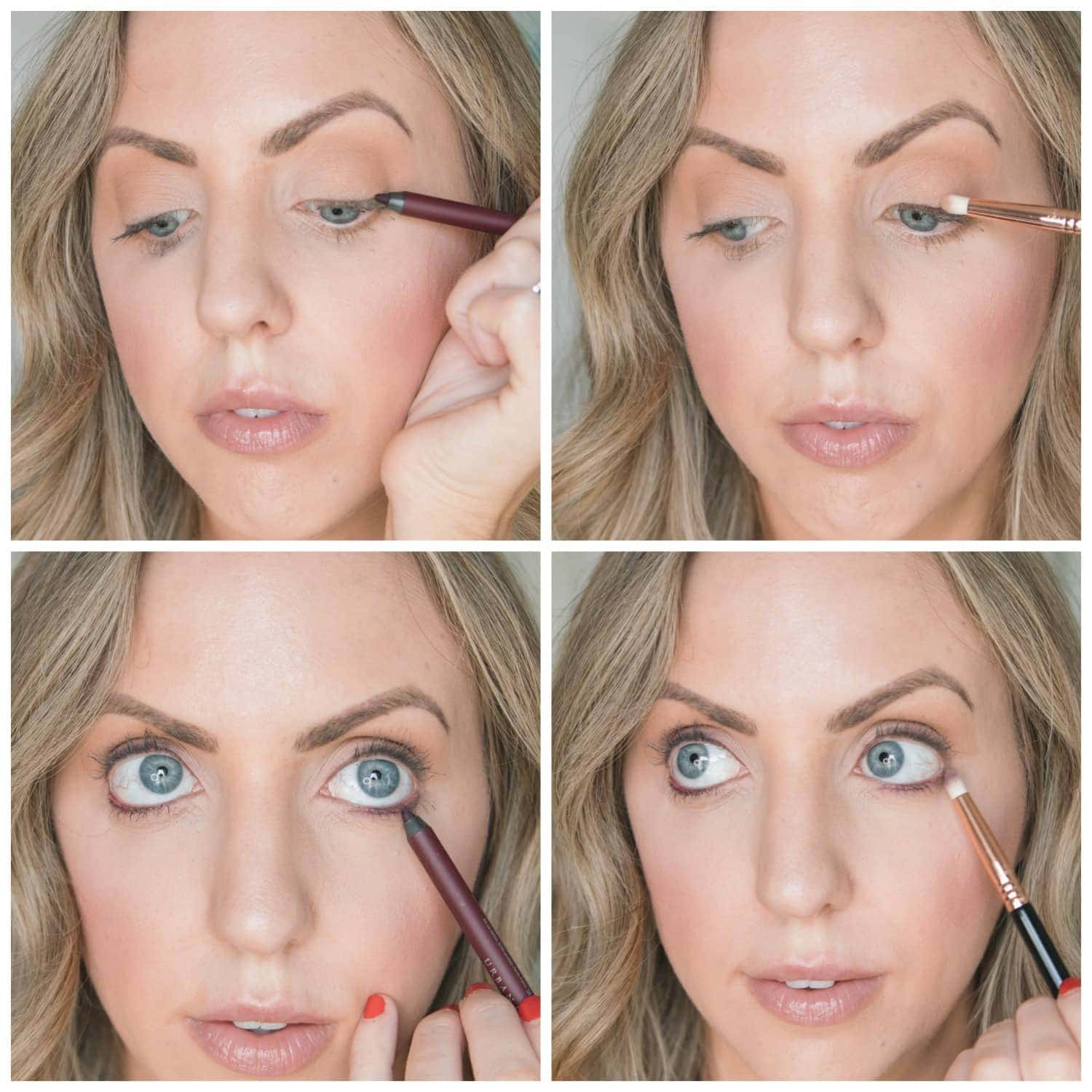 Meg O. on the Go shares this easy natural eye makeup tutorial