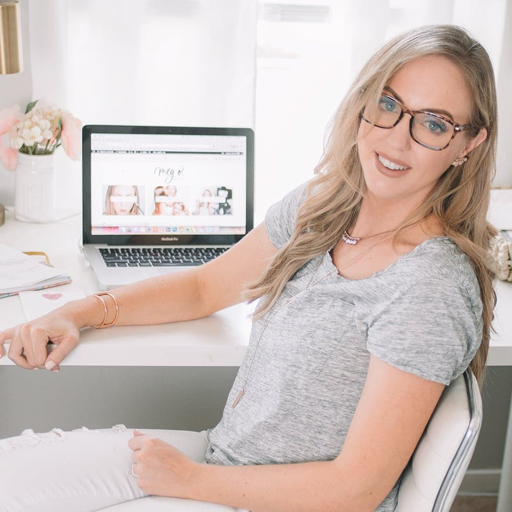 Houston blogger Meg O. on the Go shares a business update after being a full time blogger for one year