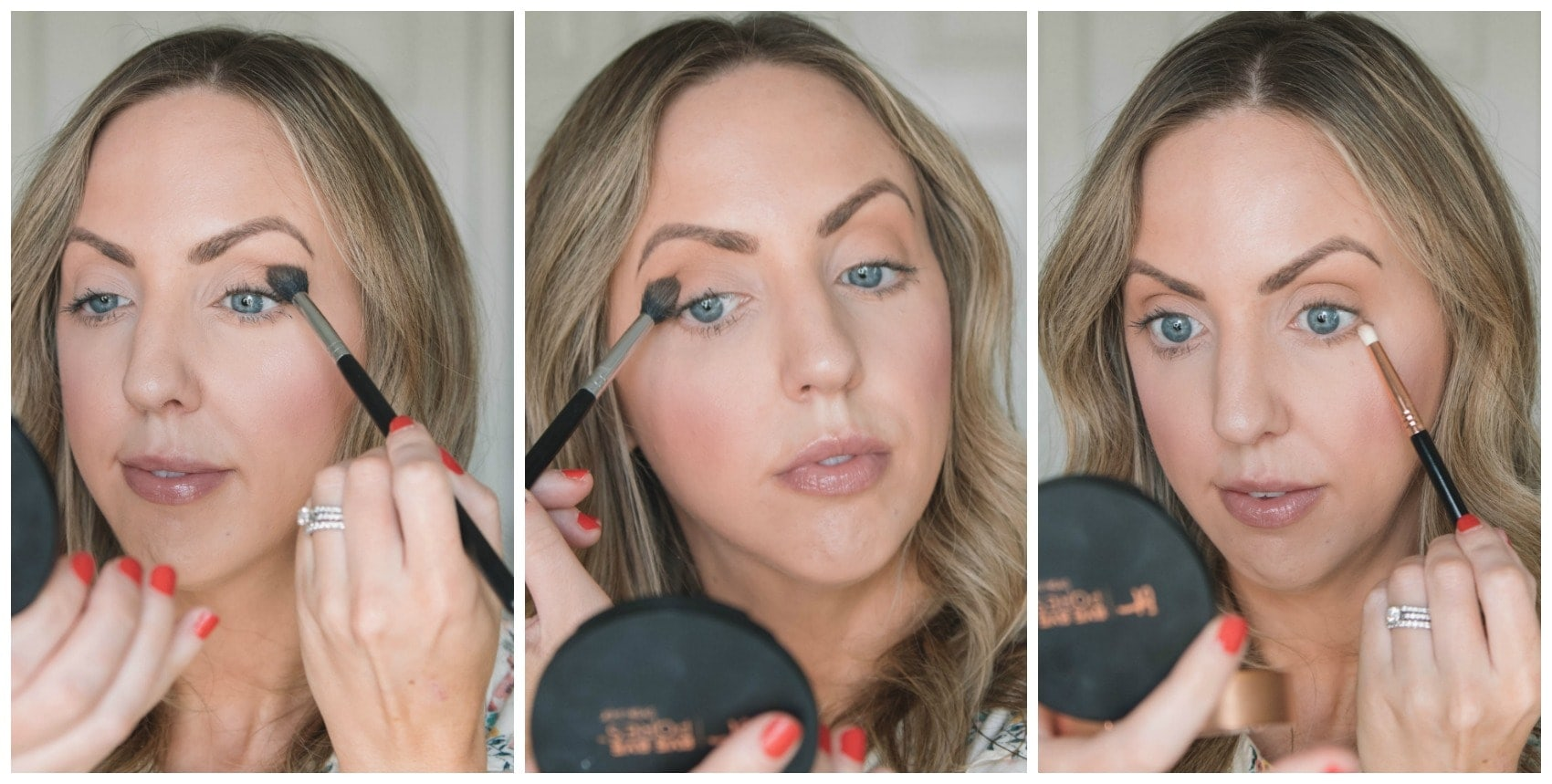 Struggling to achieve natural eye makeup? Popular Houston beauty blogger Meg O. on the Go shares one easy tip to achieve a gorgeous look.