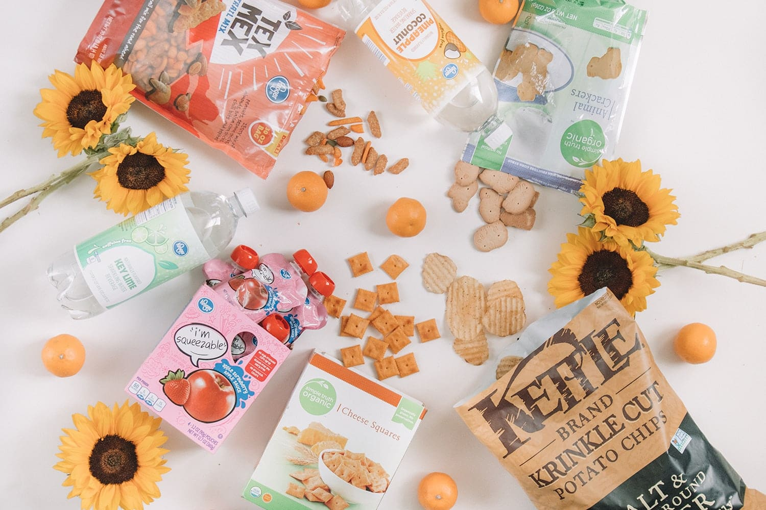 Houston blogger Meg O. on the Go shares some road trip snack ideas for the family