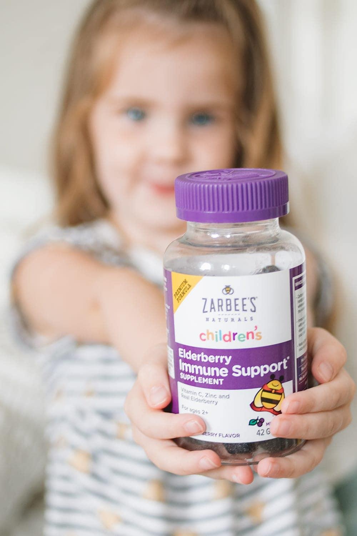 Zarbee's Children's Elderberry Immune Support