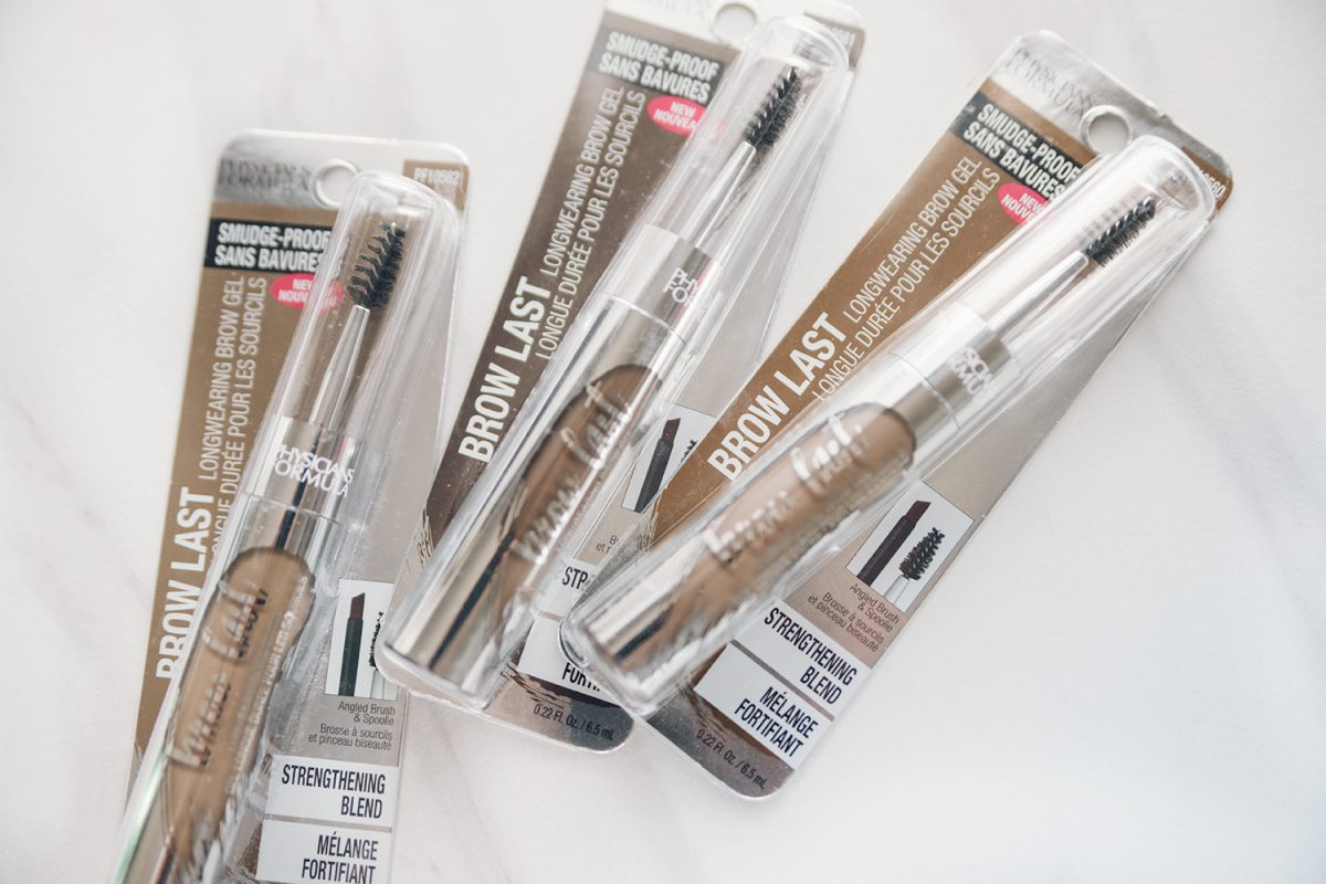 Houston beauty blogger Meg O. on the Go shares a review of the Physicians Formula brow last