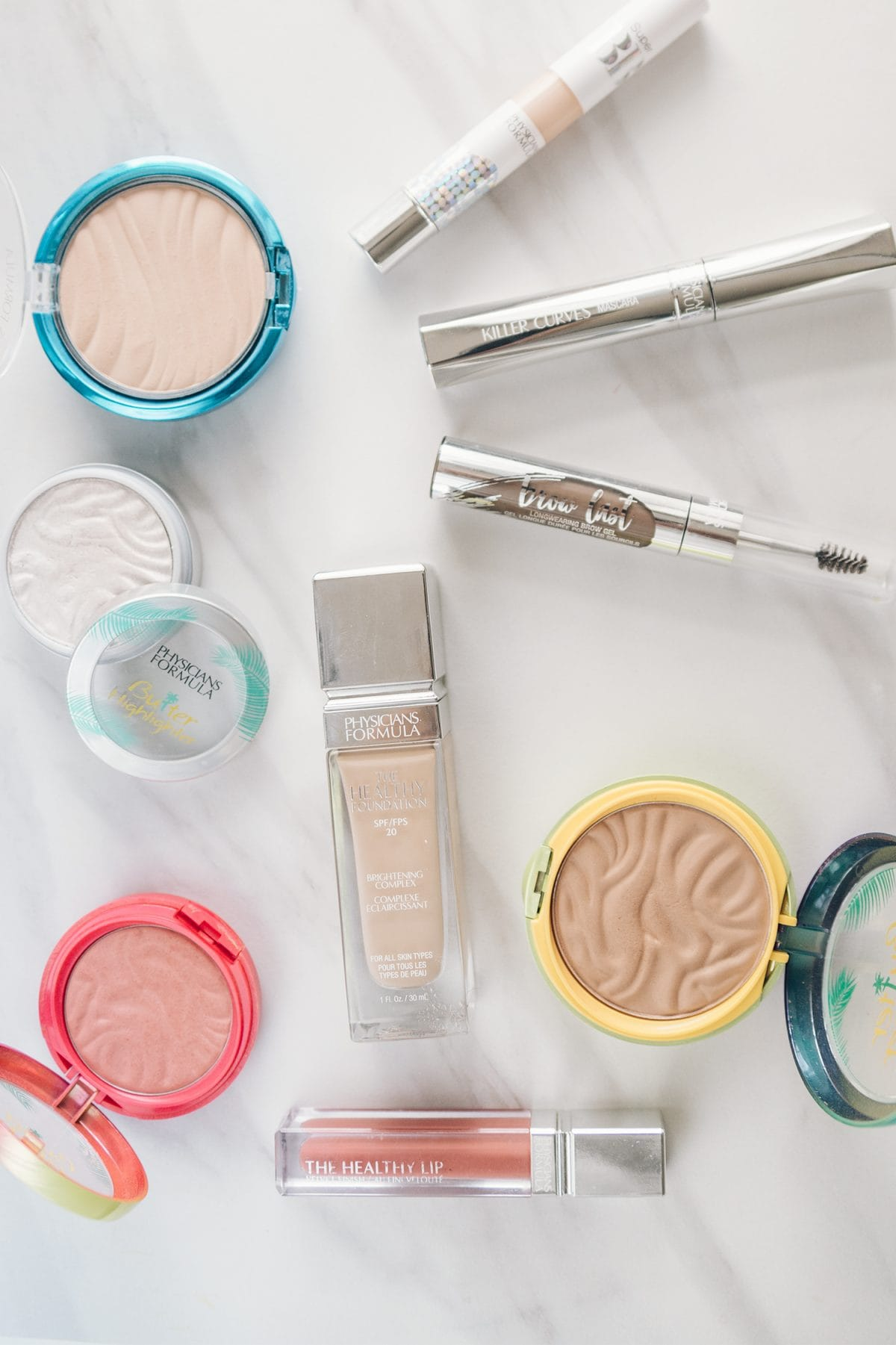 Houston beauty blogger Meg O. on the Go shares her favorite Physicians Formula products