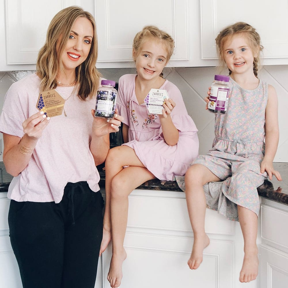 Houston mommy blogger Meg O. on the Go shares about Zarbee's products and how they are great for the entire family
