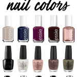 Houston Beauty blogger Meg O. on the Go shares the best fall and winter nail colors