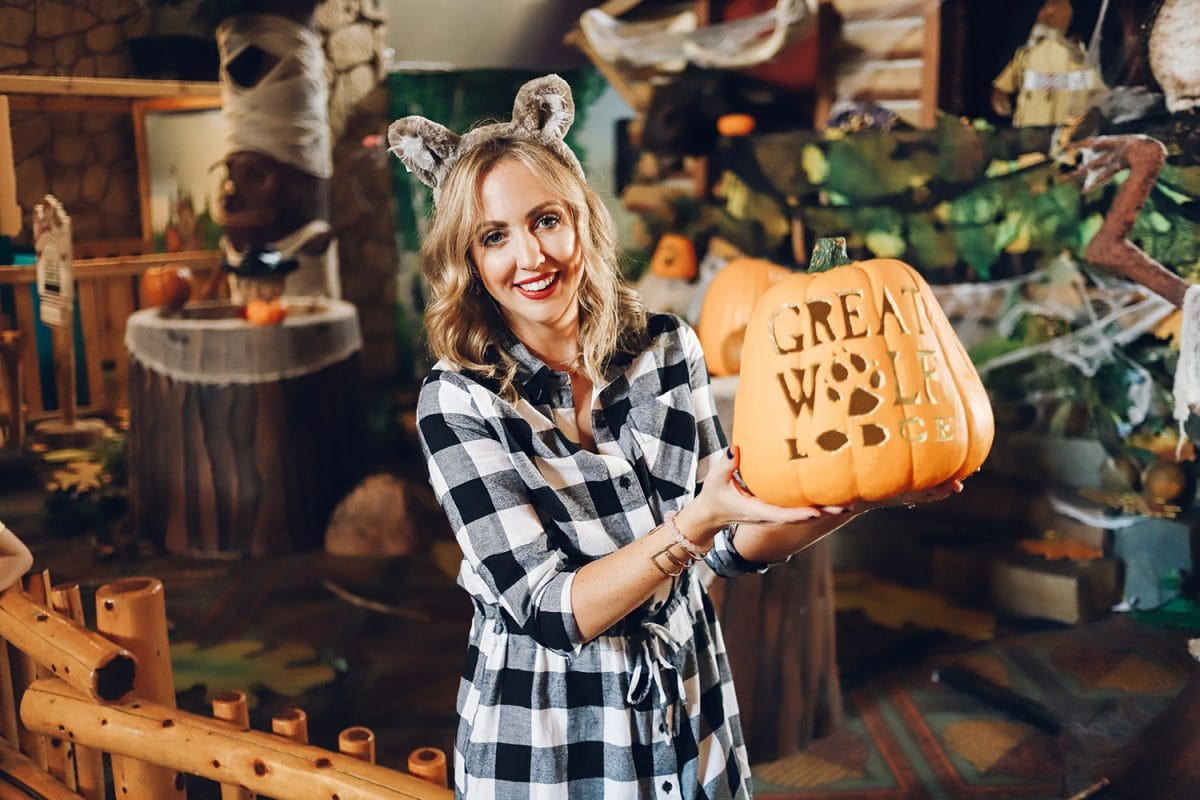 Howl-O-Ween at Great Wolf Lodge in Grapevine, Texas
