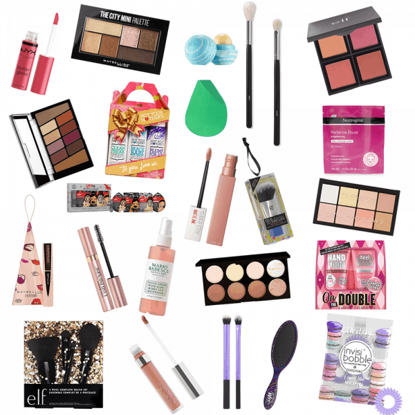25 Fabulous Beauty Gift Ideas Under $10