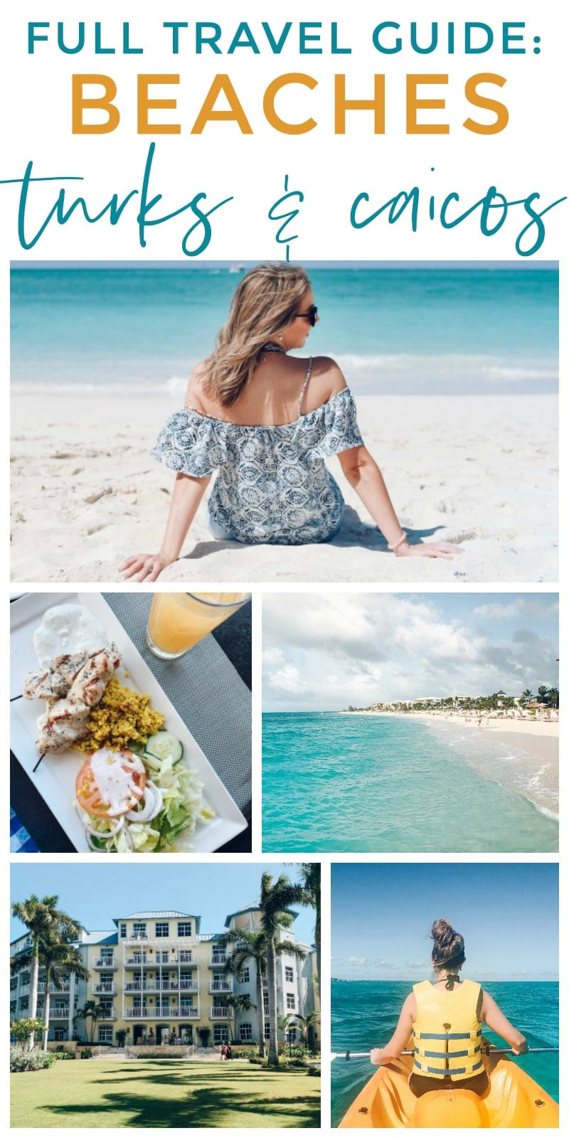 Houston family and travel blogger Meg O. on the Go shares a full travel guide to Beaches Turks and Caicos