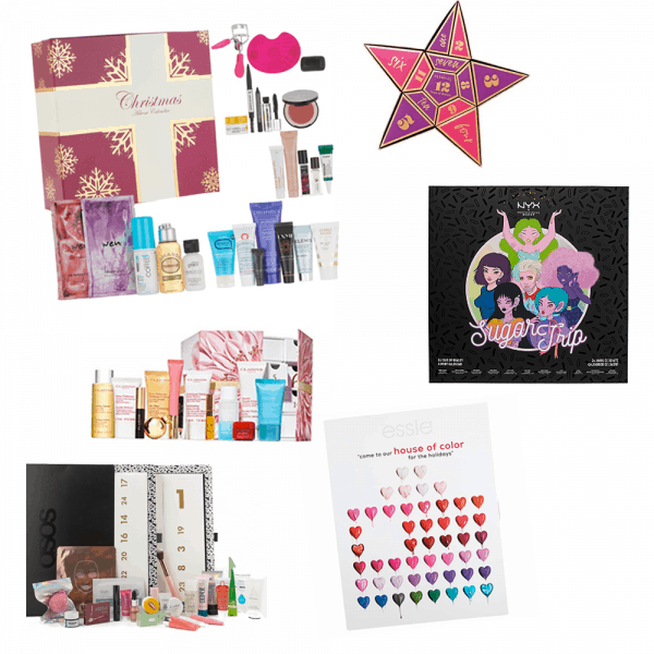 6 Beauty Advent Calendars to Snag this Holiday Season