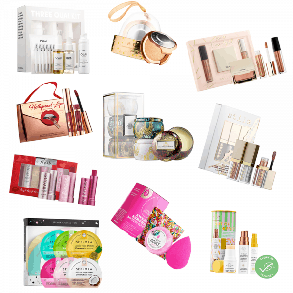 Sephora Holiday Gift Sets $25 and Under