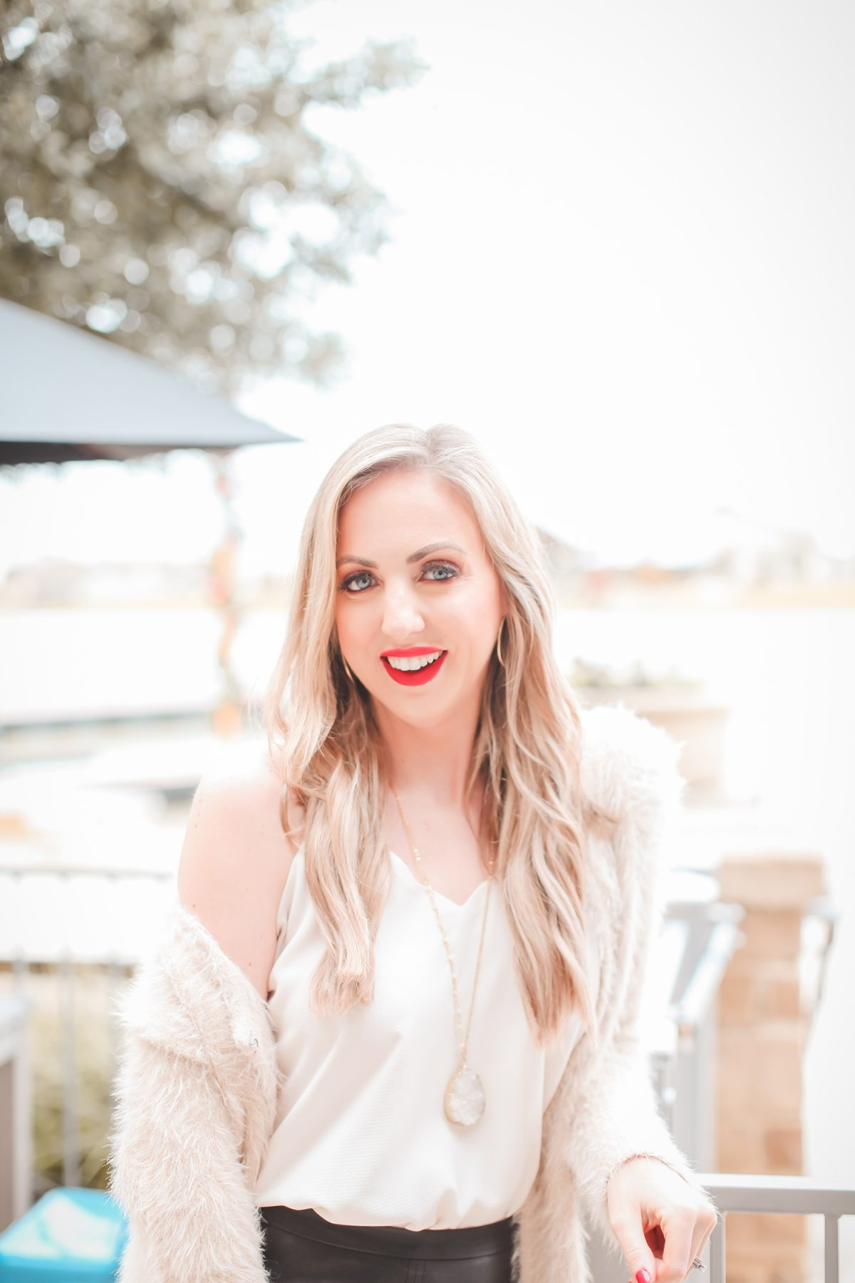 Houston blogger Meg O. on the Go hosts a holiday blogger brunch at Boardwalk Towne Lake