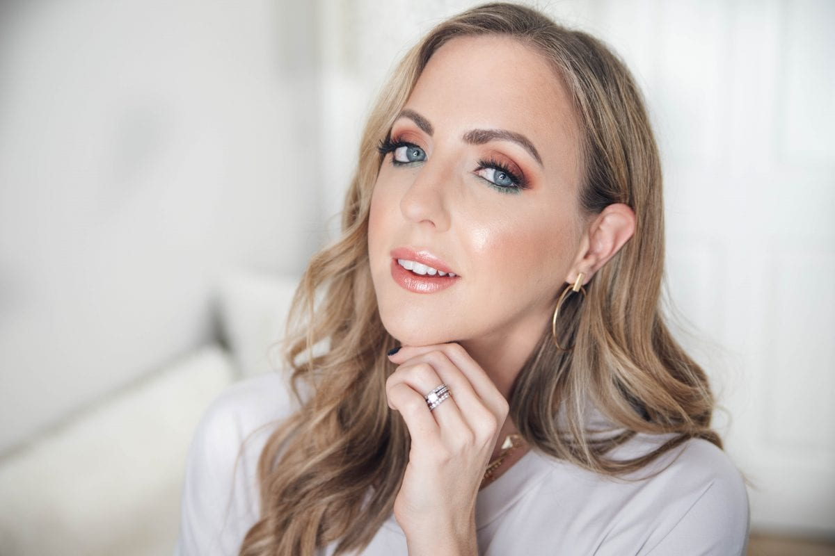Houston beauty blogger Meg O. on the Go shares a review and tutorial of the Physicians Formula Butter Collection x Casey Holmes palette