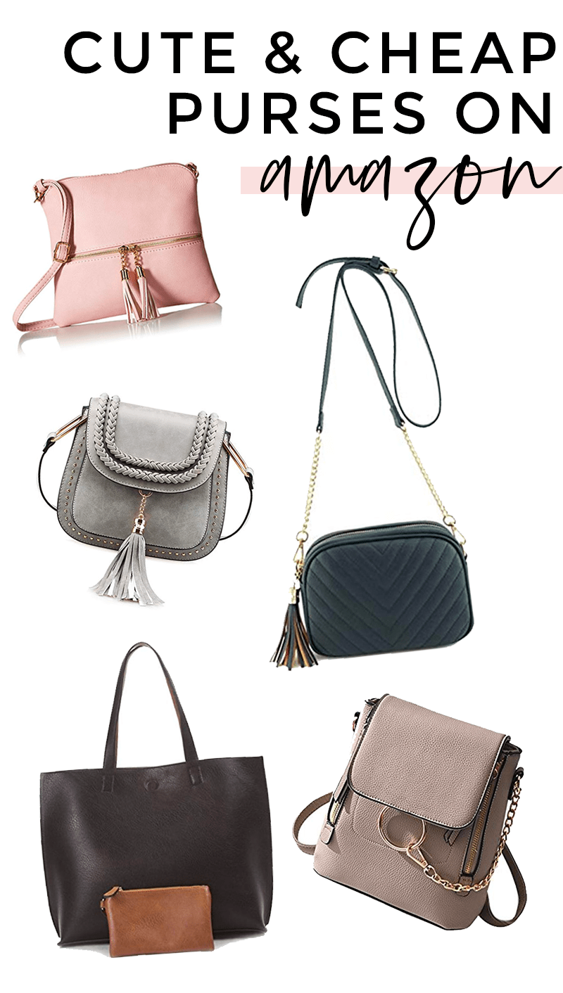 complete range of articles catch official photos 5 Cute and Cheap Amazon Purses | Meg O. on the Go