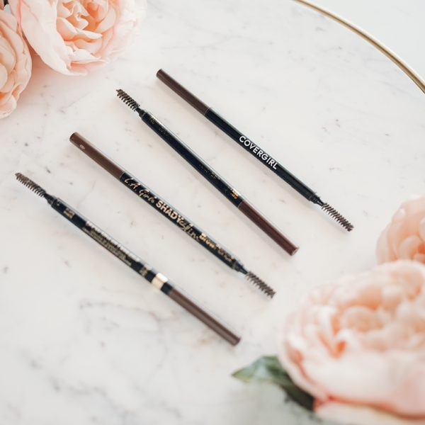 Looking for the Best Drugstore Eyebrow Pencil? 5 Options You Should Try