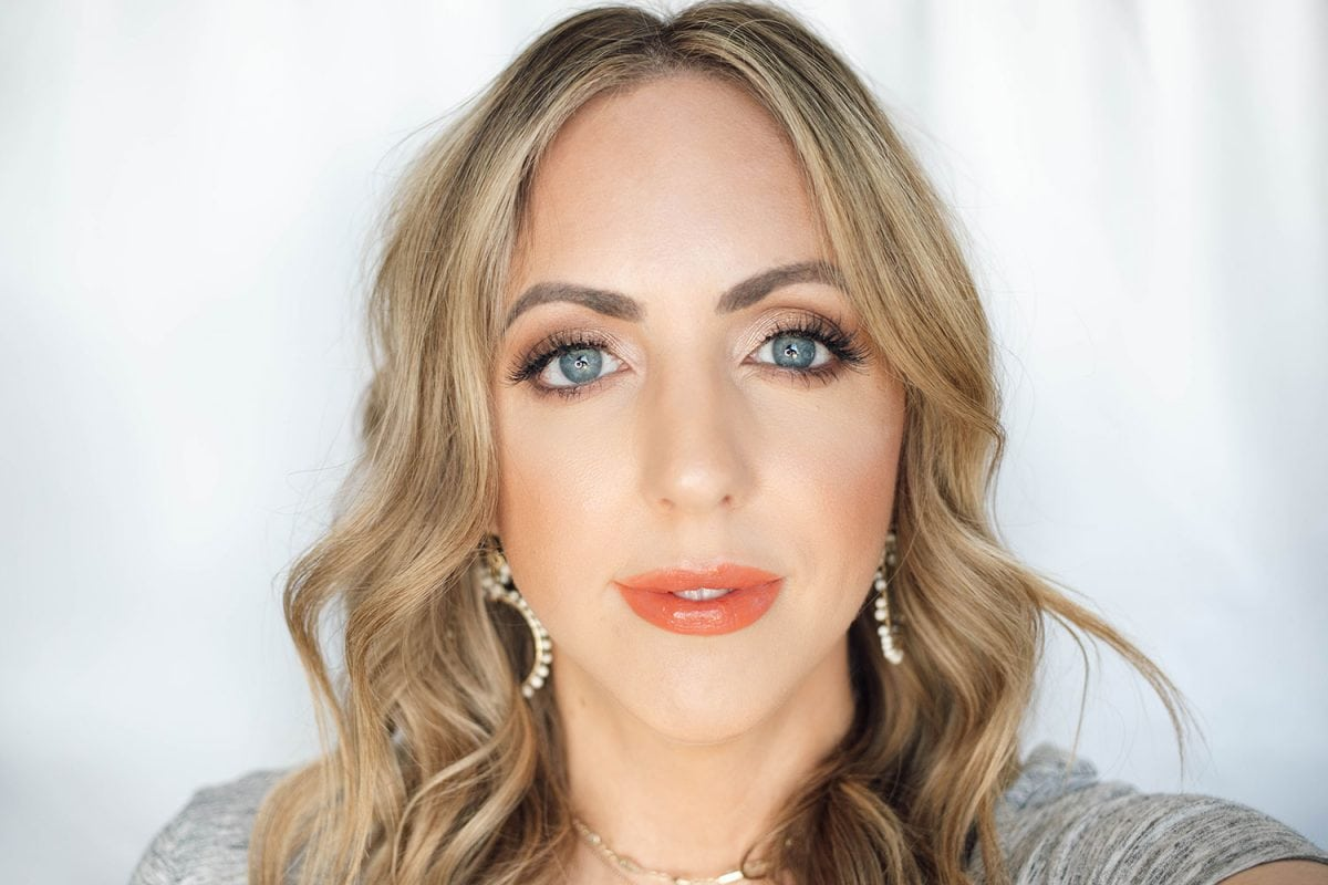Houston beauty blogger Meg O. on the Go shares the best drugstore lipsticks for fair skin - Physicians Formula Murumuru Butter Lipstick