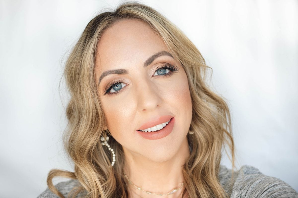 Houston beauty blogger Meg O. on the Go shares the best drugstore lipsticks for fair skin - Physicians Formula Healthy Lip all natural nude