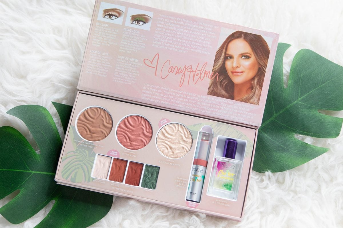 Houston beauty blogger Meg O. on the Go shares a review and tutorial of the Physicians Formula Casey Holmes Butter Collection