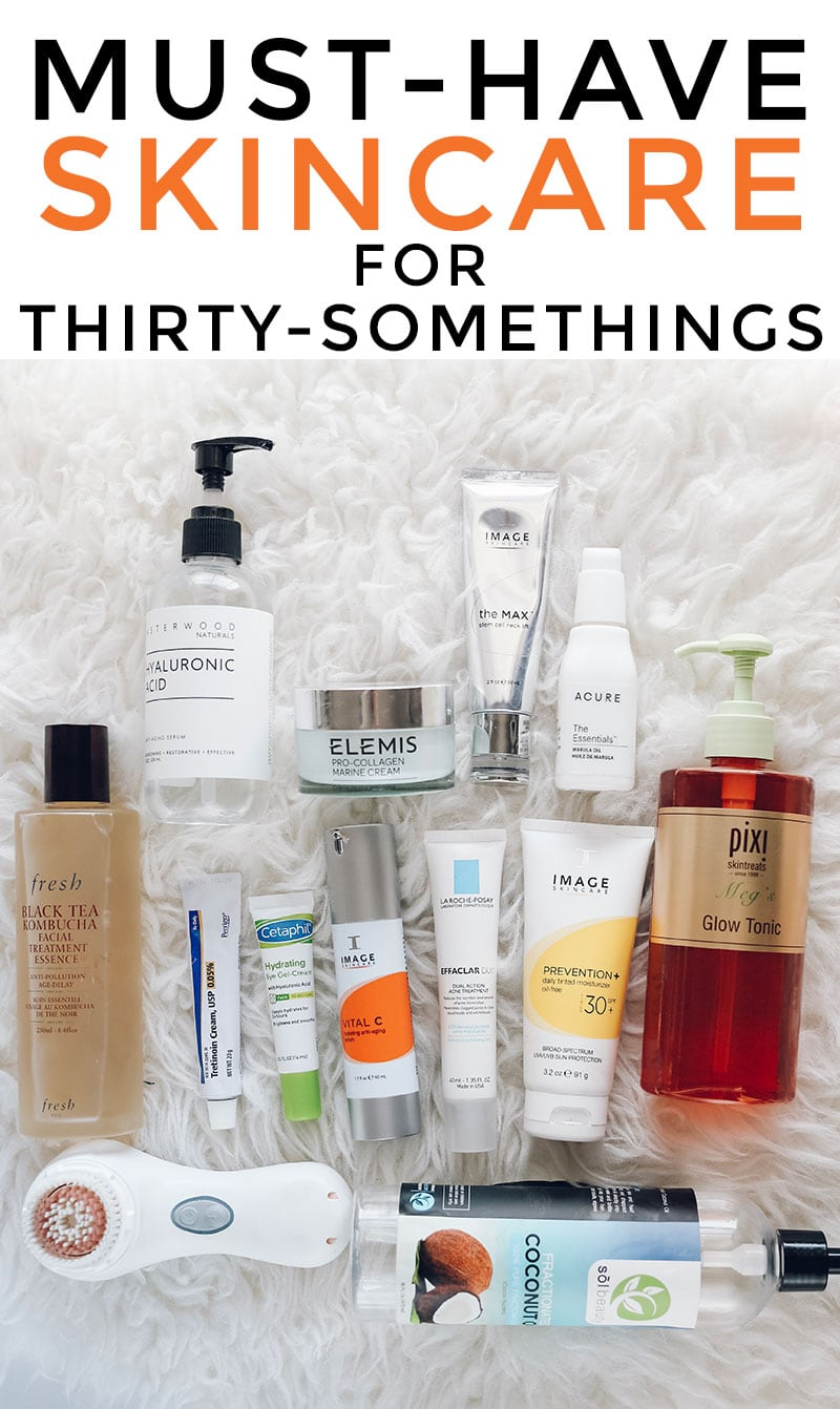 I'm 35 and This is My Skincare Routine | Skincare for 30s