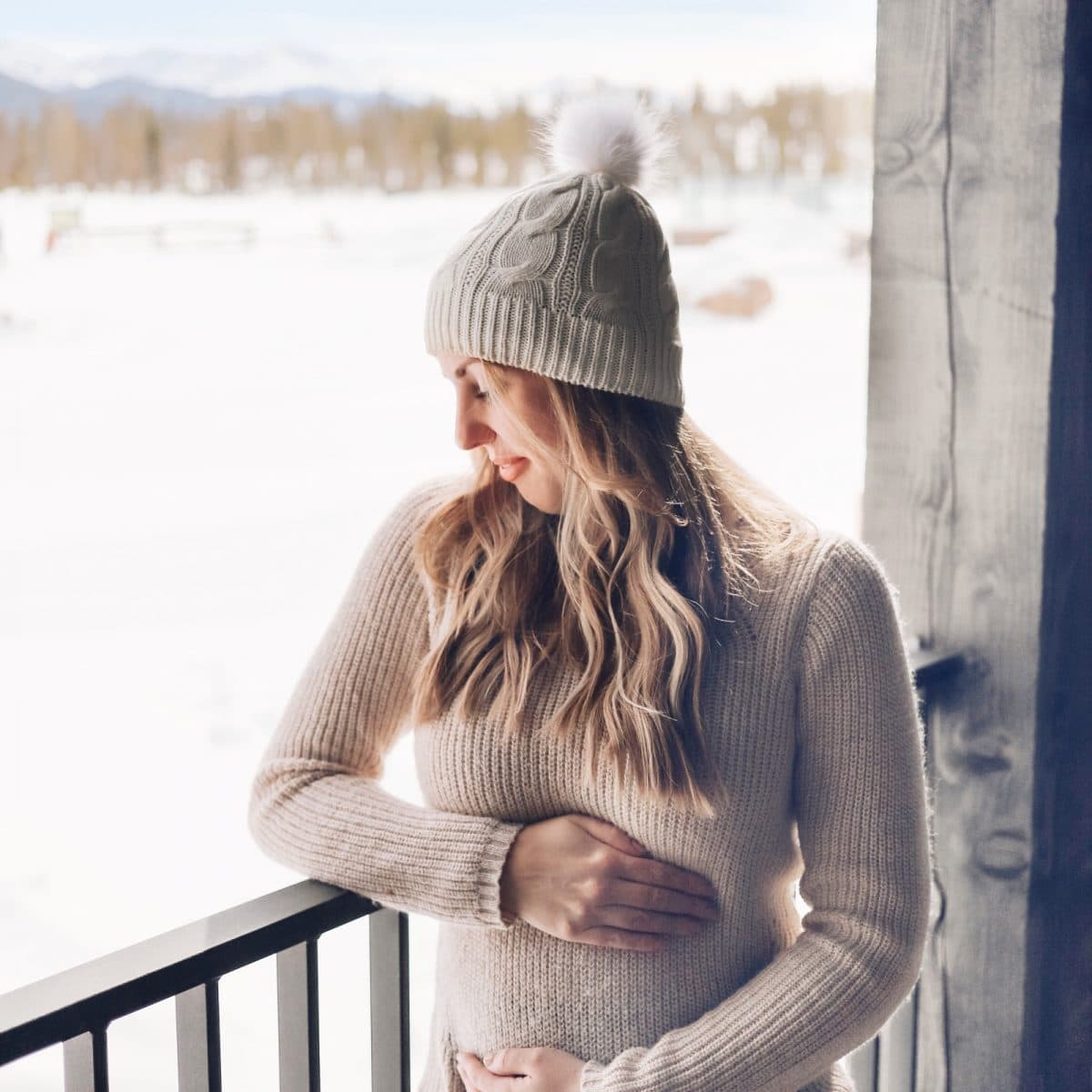 Houston blogger Meg O. shares her 12 week pregnancy update