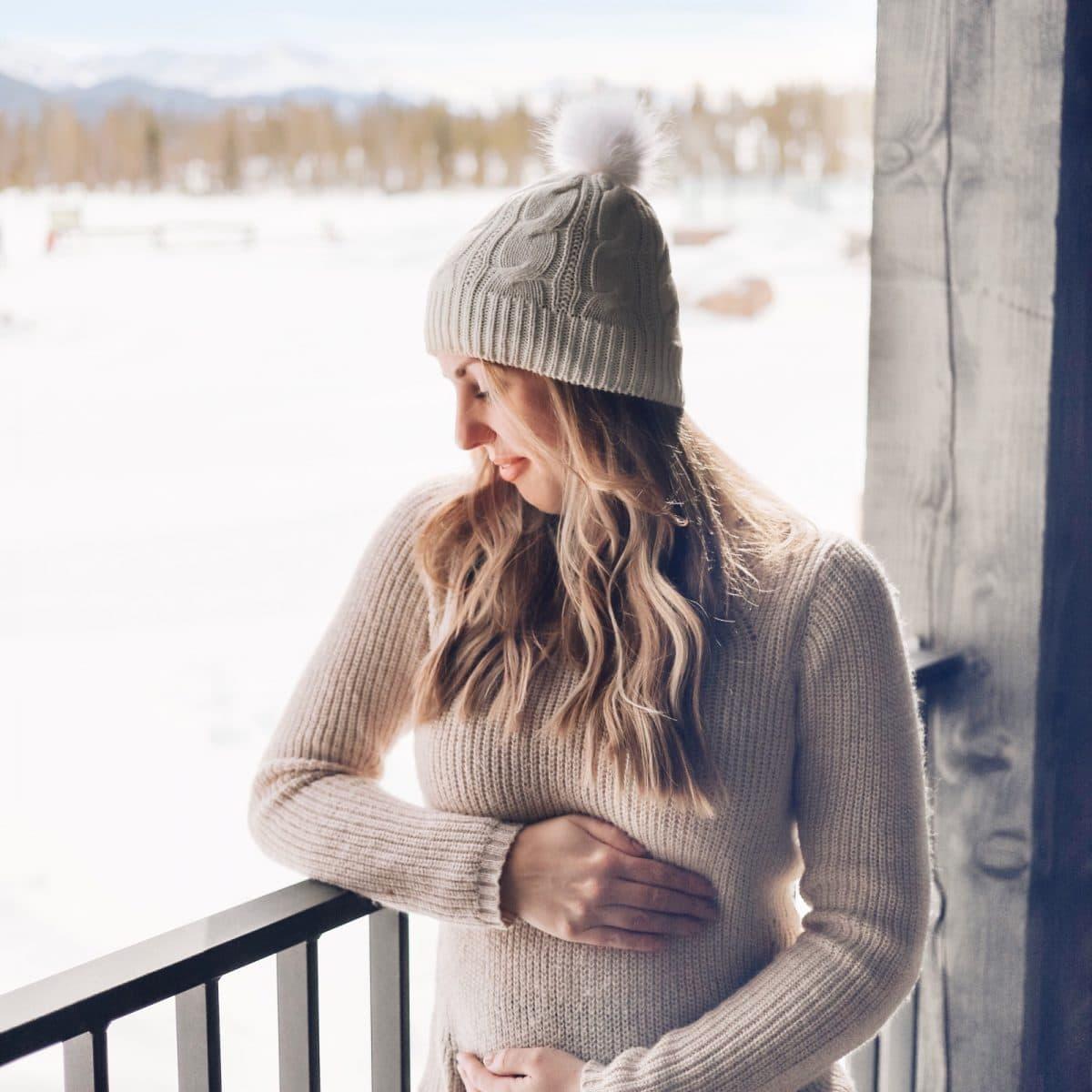 Houston blogger Meg O. shares her 12 week pregnancy update