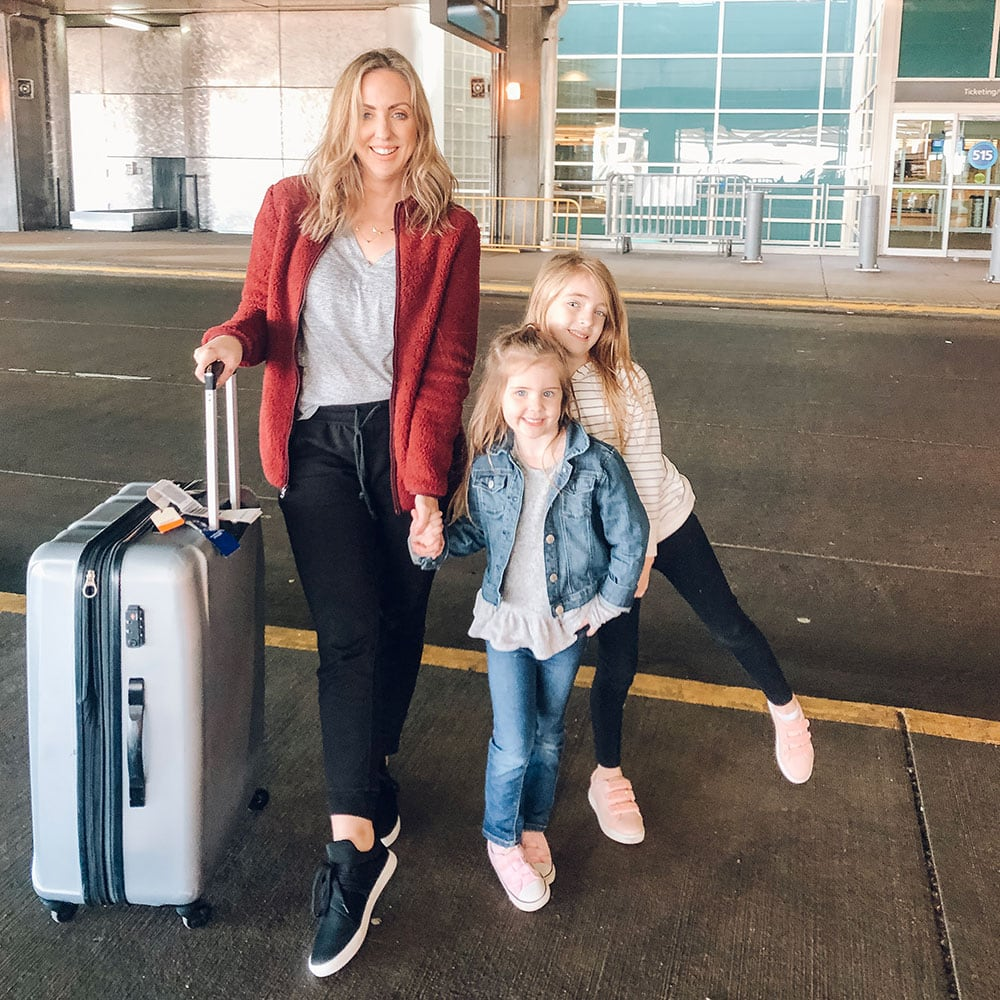 Houston blogger Meg O. on the Go shares her family ski trip to Winter Park, Colorado - airport transportation by Home James Transportation