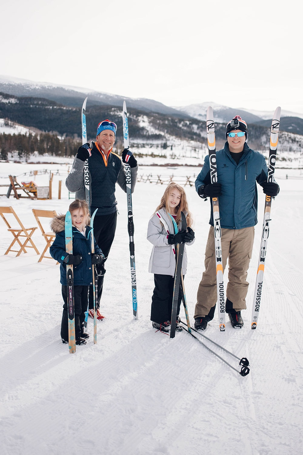 Houston blogger Meg O. shares her family trip to Winter Park Colorado - Make sure to Cross-Country ski at Devil's Thumb Ranch - the #1 cross-country ski resort in North America