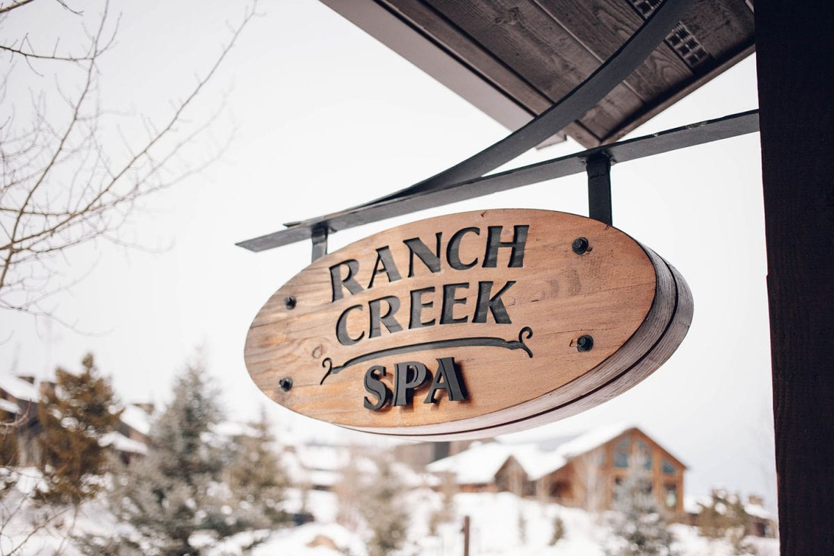 Houston blogger Meg O. shares her family trip to Winter Park Colorado - Ranch Creek Spa at Devil's Thumb Ranch is a wonderful oasis to escape to - wonderful massages!