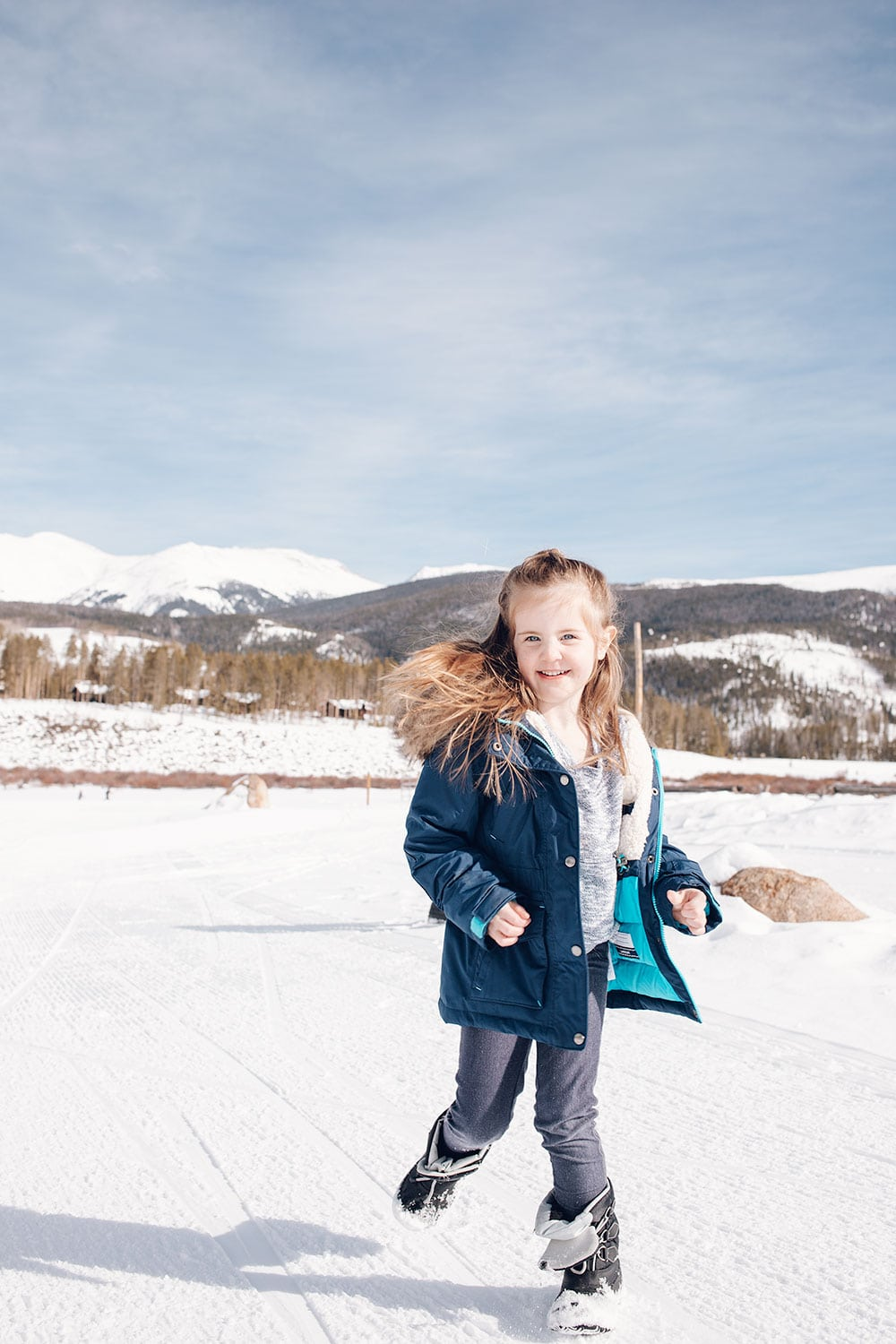 Houston blogger Meg O. on the Go shares her family ski trip to Winter Park Colorado