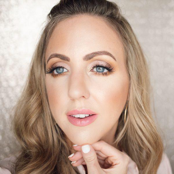 Spring Makeup Look – Dewy Skin & Glossy Lips