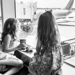 Houston blogger Meg O. on the Go shares 5 tips for flying with children - make your next air travel less stressful!
