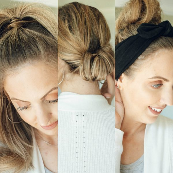 3 Easy Hairstyles for Second Day Hair (and beyond) – Fine Hair Approved!