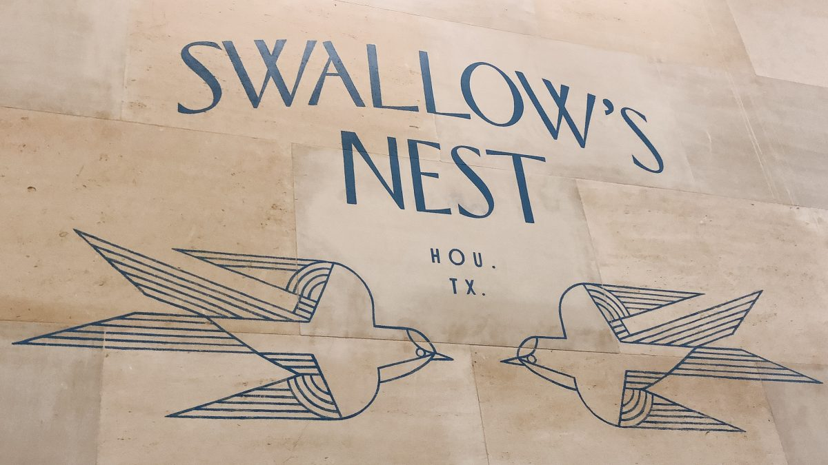 Swallow's Nest at Finn Hall in Houston, TX