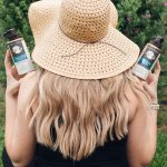 Houston beauty blogger Meg O. on the Go shares how to keep your hair healthy in summer