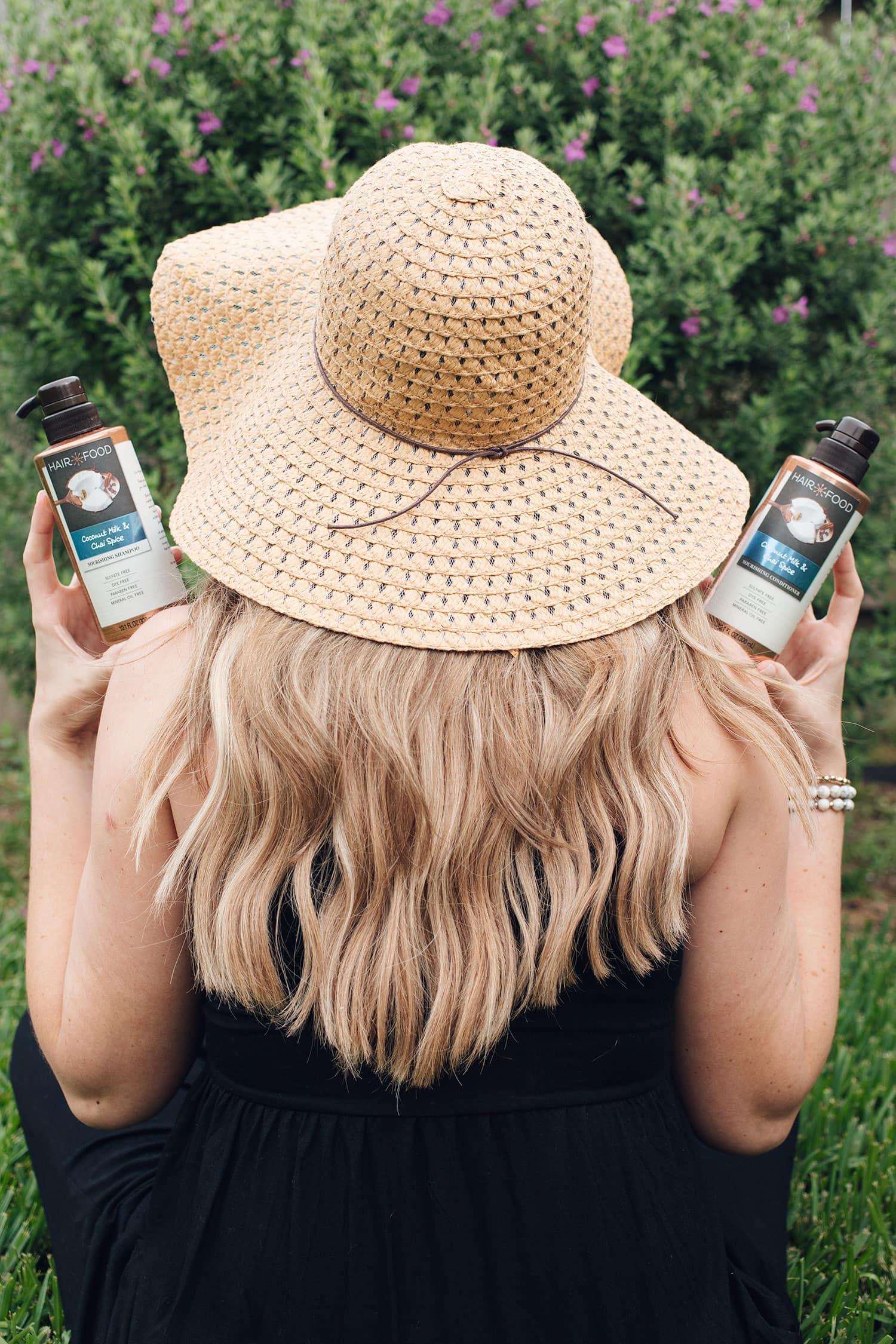 Houston beauty blogger Meg O. on the Go shares how to keep your hair healthy in summer