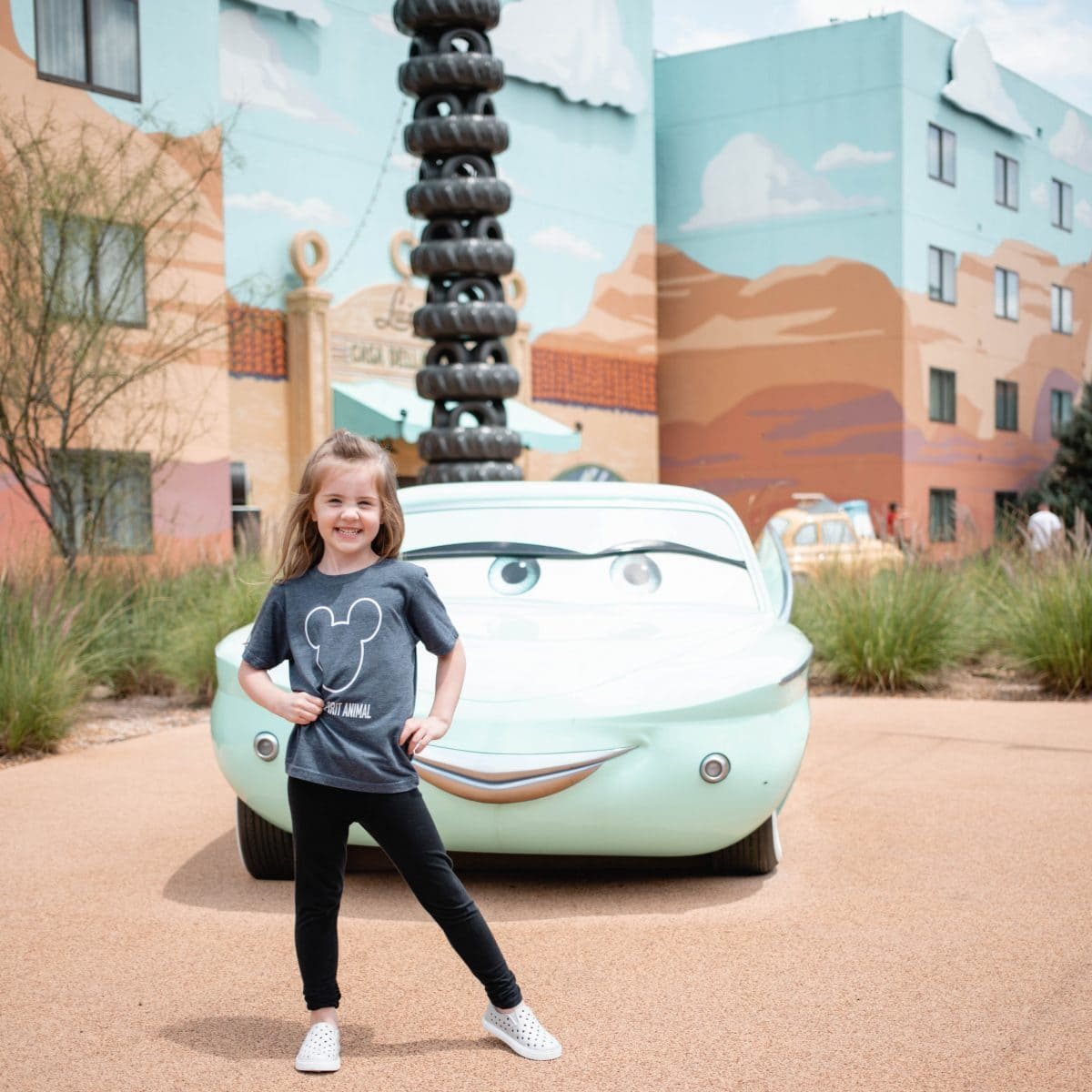 Art of Animation Resort in Walt Disney World - best hotel for preschoolers and beyond