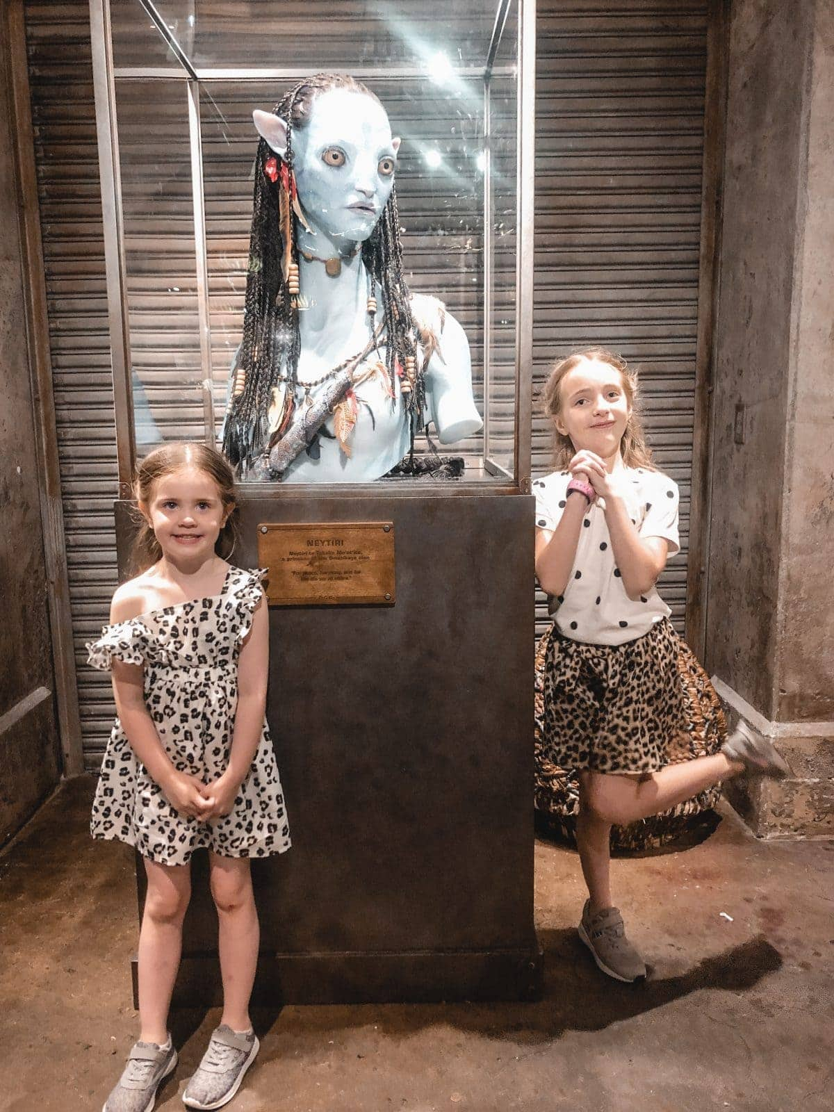 Houston lifestyle blogger Meg O. on the Go shares her favorite Disney World for kids experiences for preschoolers and up - Flight of Passage in Pandora at Walt Disney Animal Kingdom
