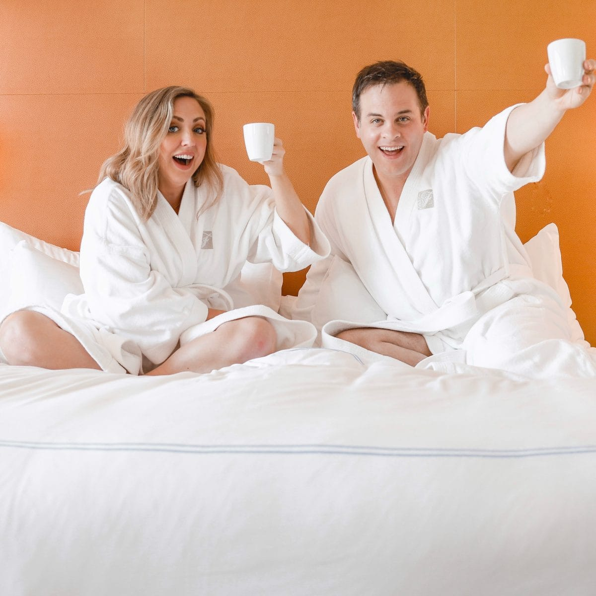 Houston lifestyle blogger Meg O. on the Go shares her couples' getaway to the Fairmont Austin