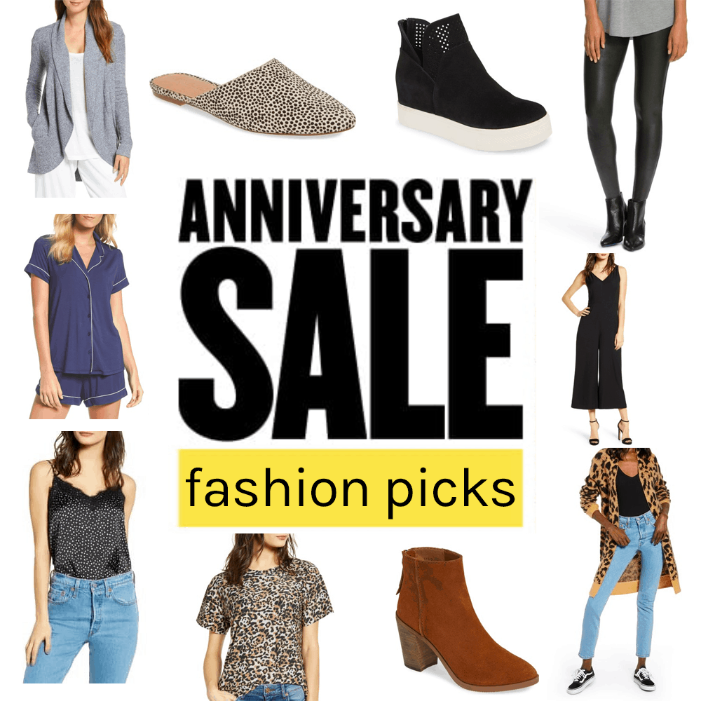 Nordstrom Anniversary Sale 2019 fashion picks