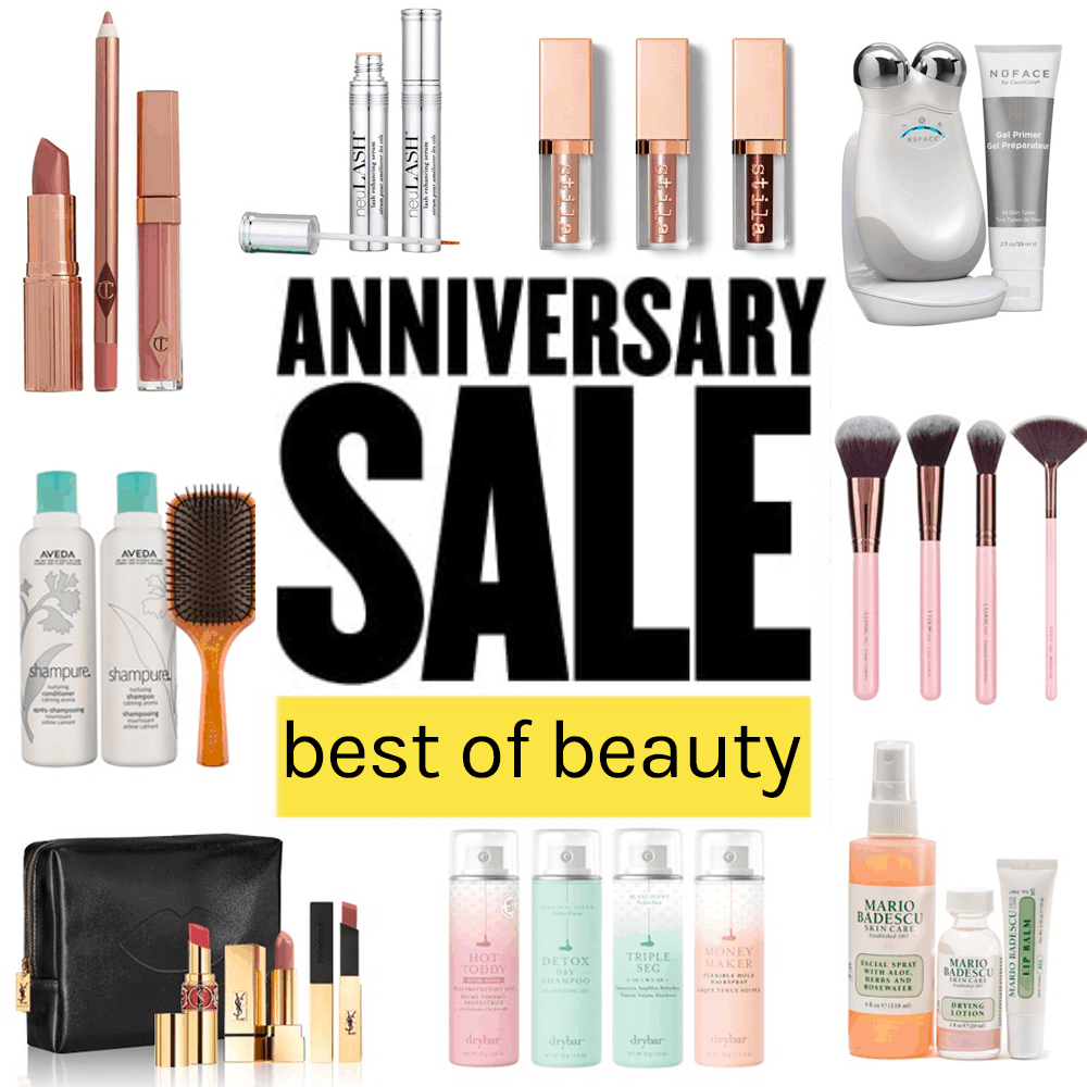 Nordstrom Anniversary Sale Best of Beauty