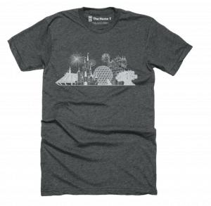 Disney Skyline Tee