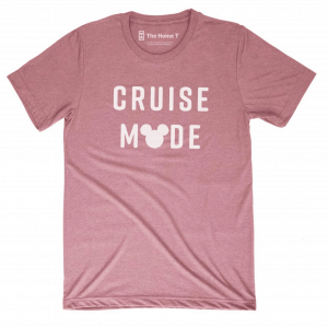 Disney Cruise Mode Tee