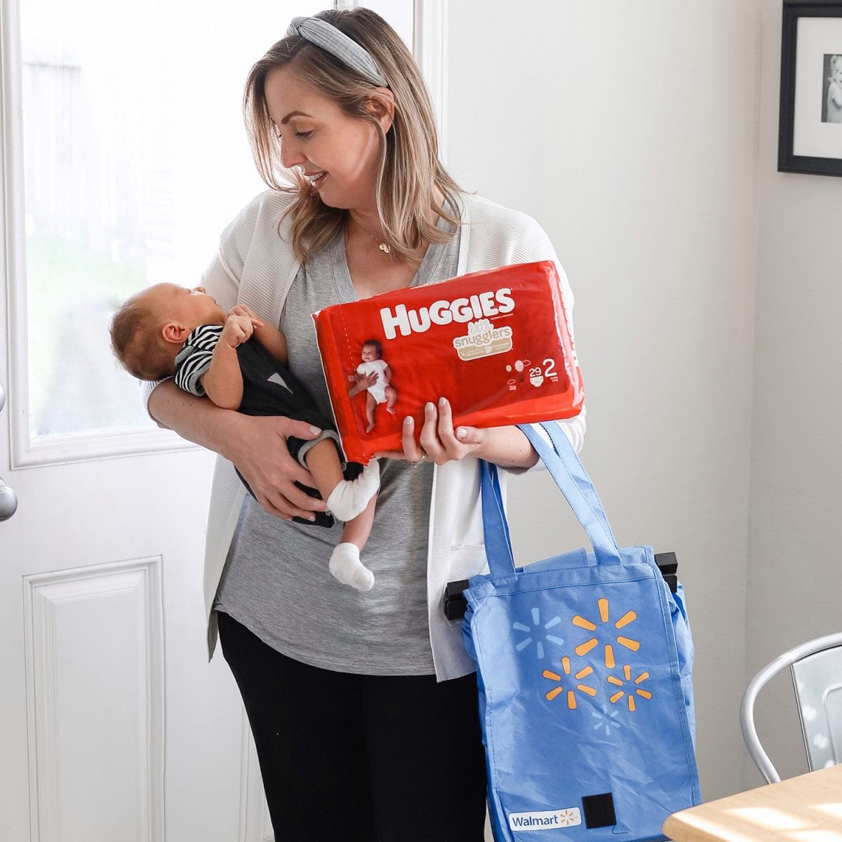 Huggies and Walmart have teamed up with the National Diaper Bank Network to donate and distribute more than 220 million diapers and support families struggling with diaper need.