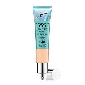 It Cosmetics CC Cream Oil-Free Matte