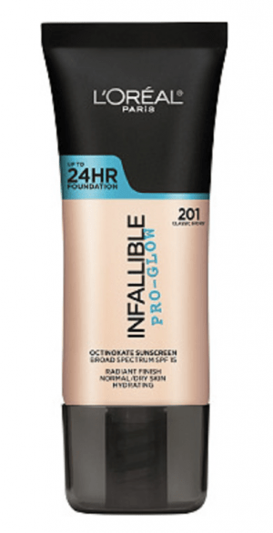 L'Oreal Infallible Pro Glow Foundation