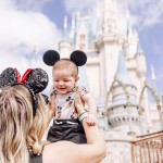 Visiting Disney World with a Baby