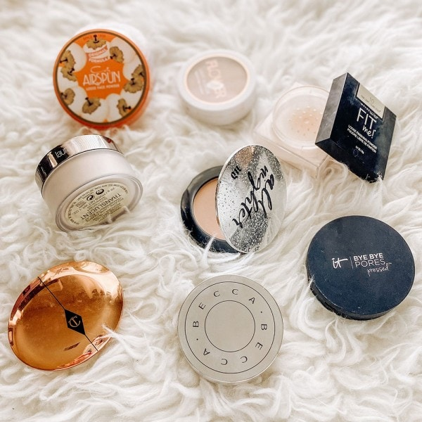 Current Holy Grail Powders
