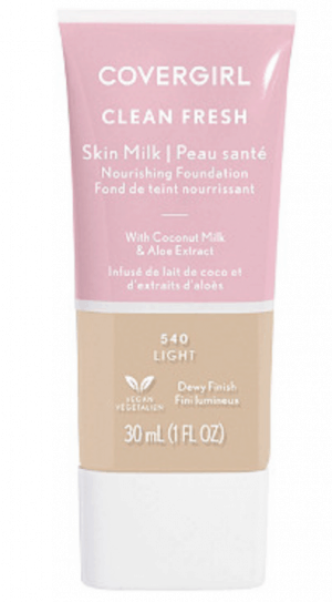 CoverGirl Clean Fresh Skin Milk Foundatioon