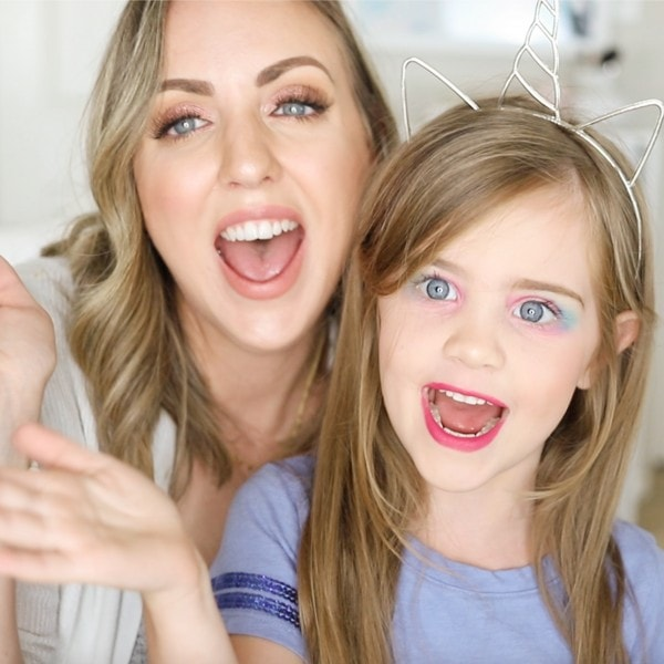 I Put Makeup on My 5-Year-Old…