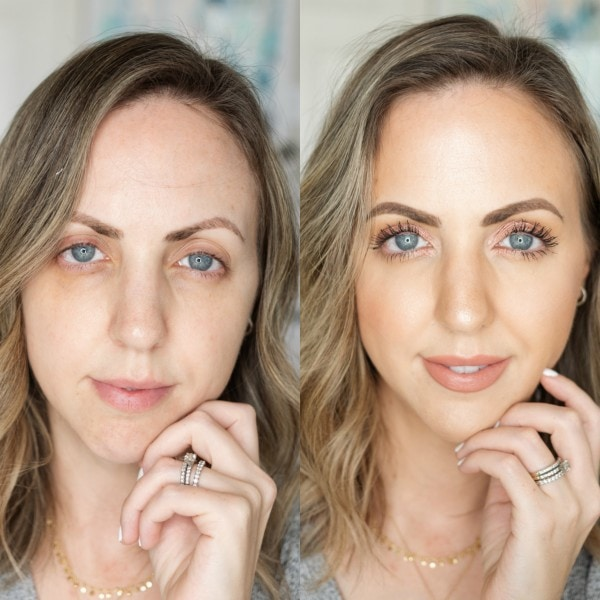 Simple and Easy Makeup Routine – No Foundation!