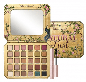 Too Faced Natural Lust Eyeshadow Palette Set